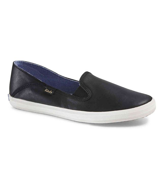 Keds Crashback Leather Sneakers