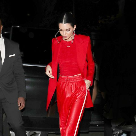 10 Holiday Party Outfit Ideas Inspired by Kendall Jenner