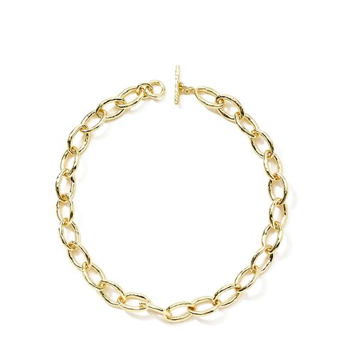 Classico Bastille Necklace in 18k Gold