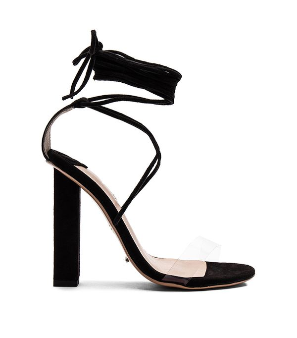 Kendall Heel in Black. - size 7.5 (also in 9.5)