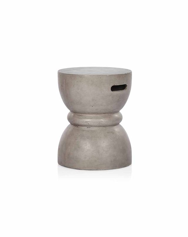Coco Republic Orson Concrete Stool