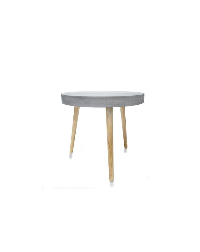 Kmart Concrete Side Table