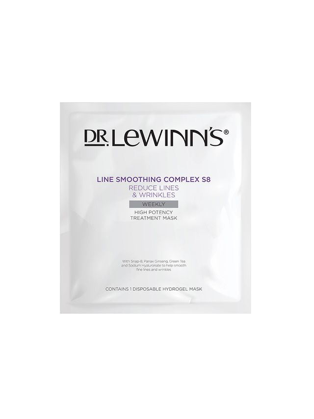 Dr Lewinn's Line Smoothing Complex S8 High Potency Treatment Mask Pack of 3