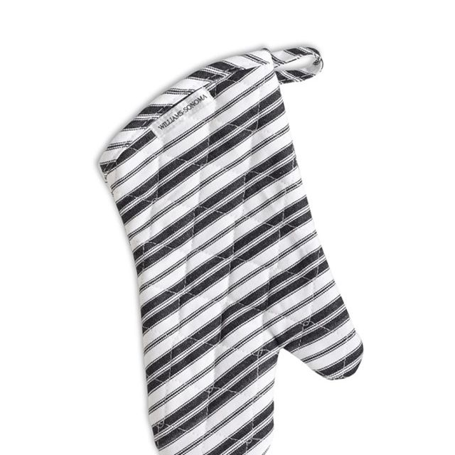 Williams-Sonoma Stripe Oven Mitt