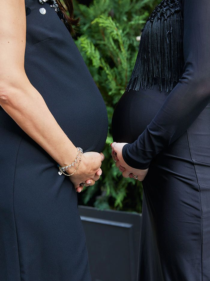 Maternity Party Outfits