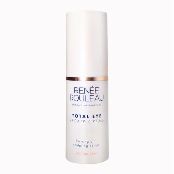 Renée Rouleau Total Eye Repair Creme - what causes puffy eyes