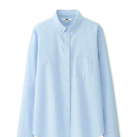 Women's Oxford Long-sleeve Shirt