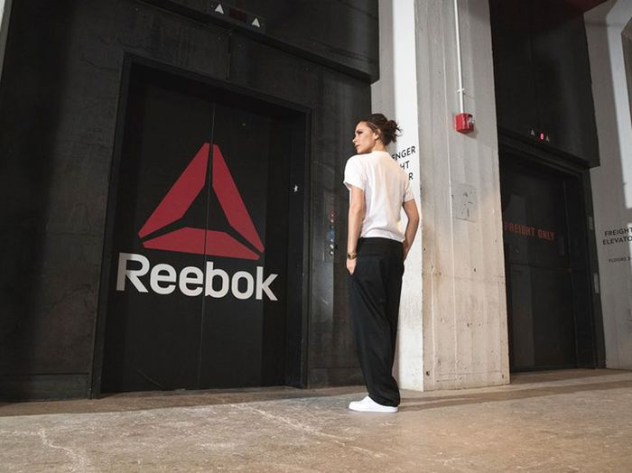 Victoria Beckham Reebok collaboration