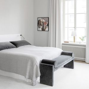 8 Striking Black Bedroom Furniture Moments We Canu0027t Wait To Re Create Part 93