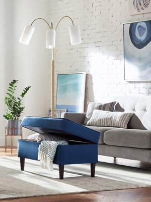 "Amazon's New Midcentury Furniture Line Has ""West Elm Vibes"""