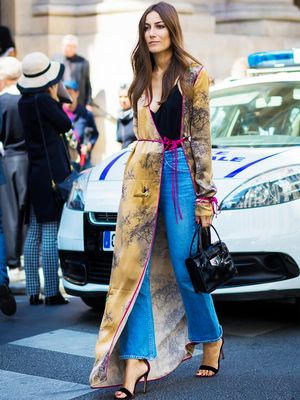 11 Kimonos That Suddenly Make Every Pair of Jeans 100% More Chic