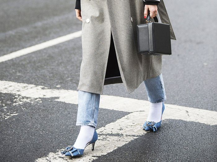 classic bags street style