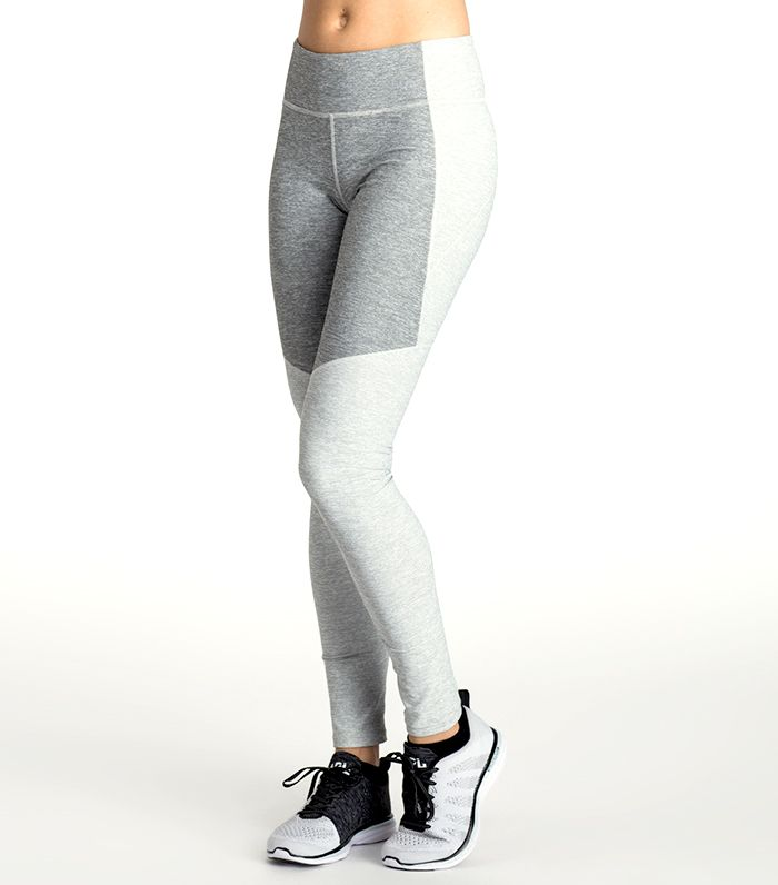 Two-Tone Warmup Legging by Outdoor Voices