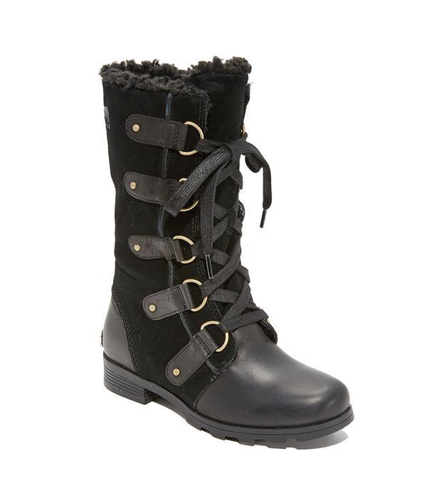 Emelie Lace Boots