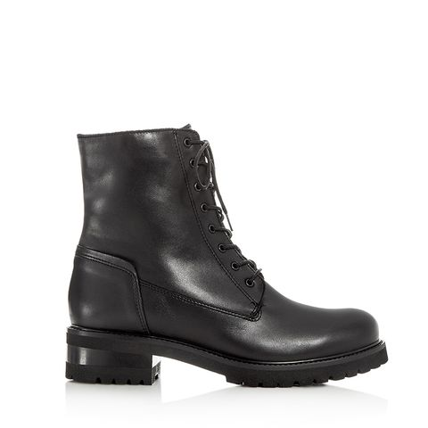 Caterina Waterproof Leather Cold Weather Booties