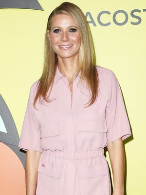 Gwyneth Paltrow Wore the Chicest $180 Dress on the Red Carpet