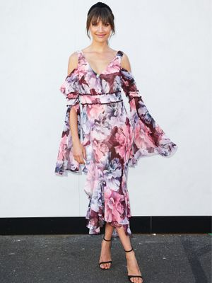 Oaks Day Served Up the Prettiest Racing Dresses of the Season