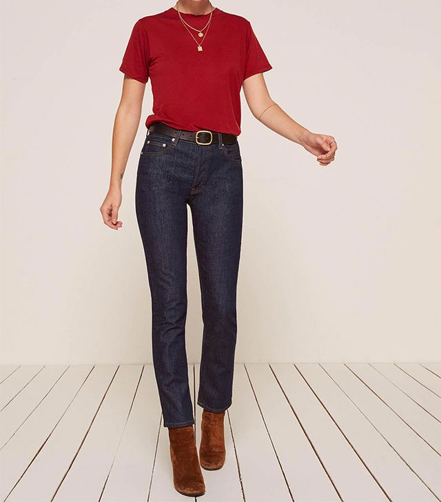 Winona Mid Slim Jean