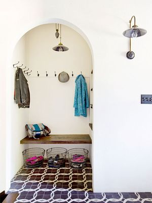 Stylish Storage Solutions to Copy (Even If You Don't Have a Full-On Mudroom)