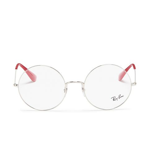 Ja-Jo Metal Round Optical Glasses