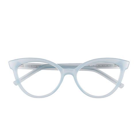 Danna 52MM Cat Eye Reading Glasses in Milky Mint