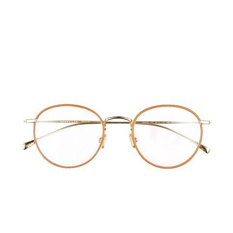 50MM Optical Glasses in Black