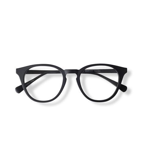 Merriam Glasses in Matte Black