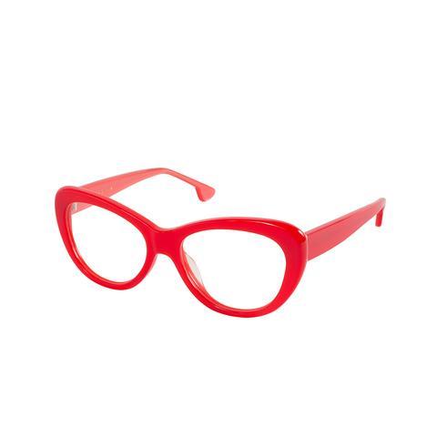 Ludlow Glasses in Poppy