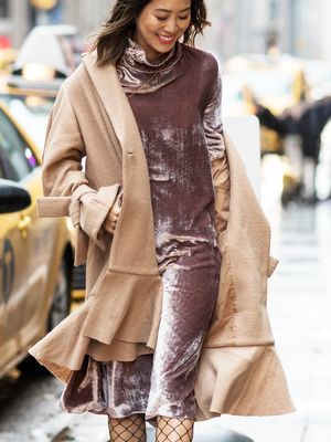 18 Easy Winter Dresses to Wear in the Cold