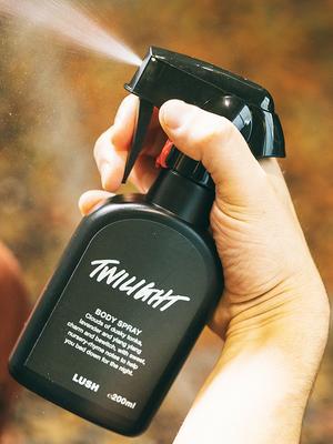 I Used Lush's New Twilight Spray and Had the Best Sleep of My Adult Life