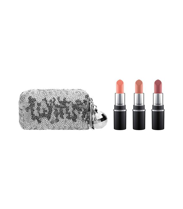 MAC Snow Ball Mini Lipstick Kit