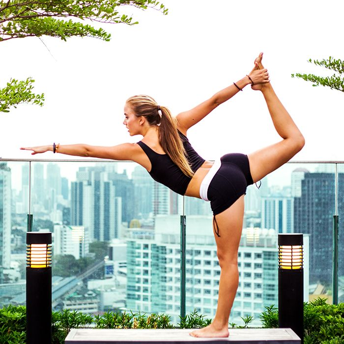 The Best Rooftop Workouts in 6 Major Cities