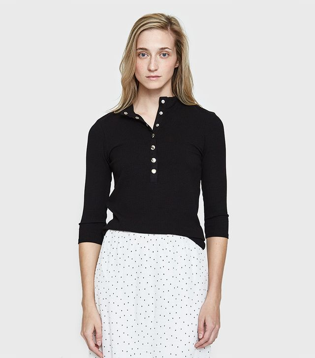 Just Female Field Blouse