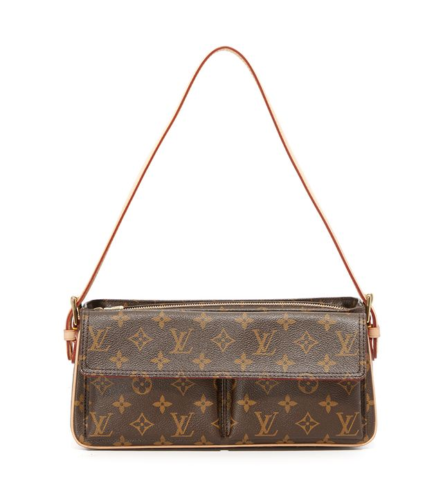 What Goes Around Comes Around Louis Vuitton Vivacite Shoulder Bag