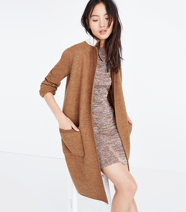 Camden Sweater-Coat