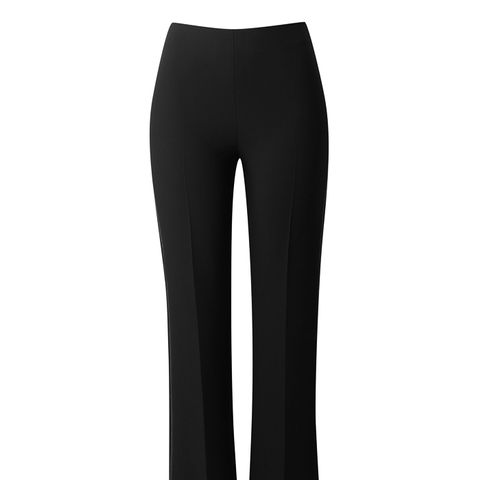 Crease Free Stretch Tailoring Black