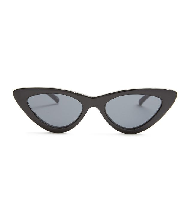 Adam Selman x Le Specs The Last Lolita Cat-Eye Sunglasses