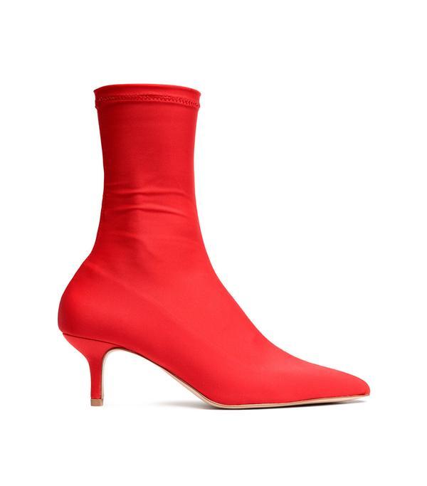 H&M Sock-Style Pumps