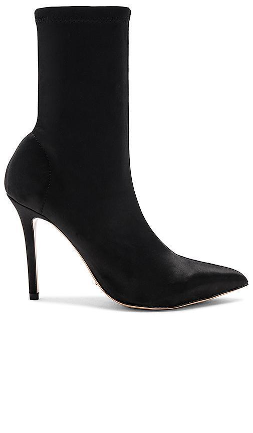 Davis Bootie in Black. - size 8.5 (also in 10,7.5,8,9,9.5)