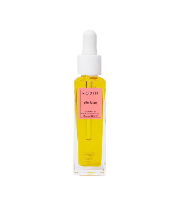 Geranium and Orange Blossom Luxury Face Oil