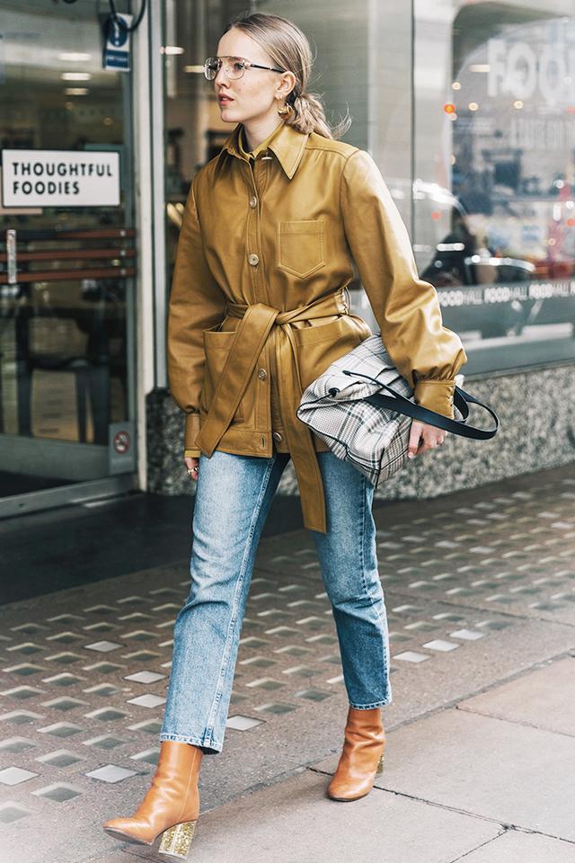London Fashion Week 2017 Street Style
