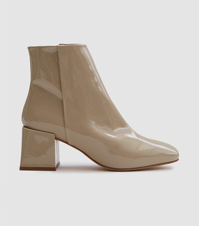 Lazaro Boot in Forcal Patent