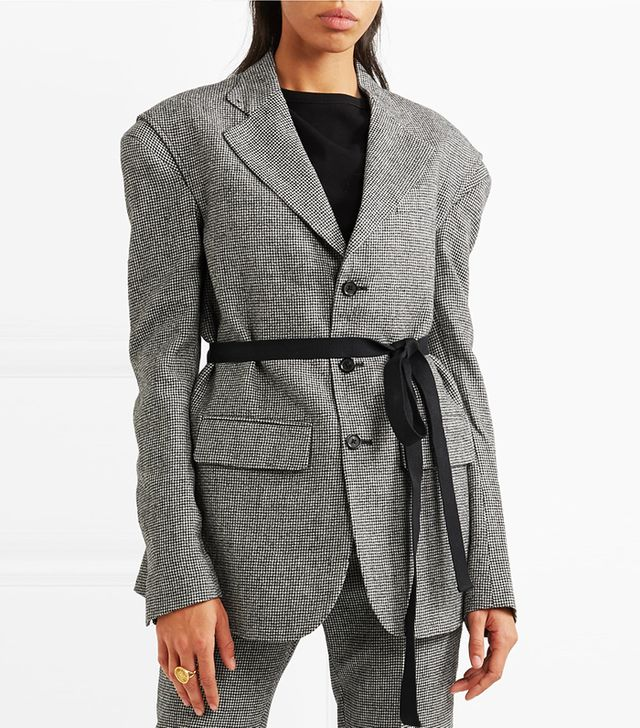Resort trends 2018: R13 oversized blazer