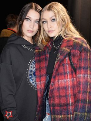 Surprise: Gigi and Bella Hadid's Lookalike Cousin Is a Model Too