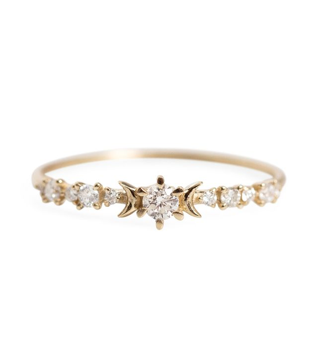 Sofia Zakia Stardust Ring
