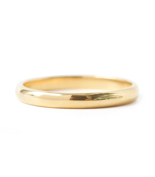 Catbird Wedding Old World Catbird Classic Wedding Band