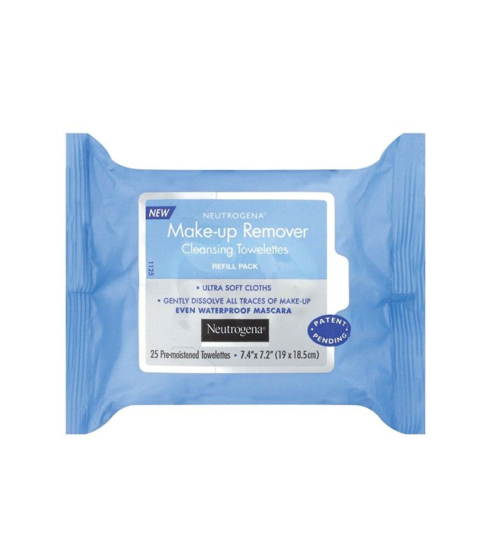 Makeup Remover Cleansing Towelettes by Neutrogena