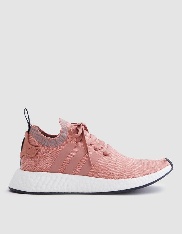 NMD R2 in Raw Pink/Grey