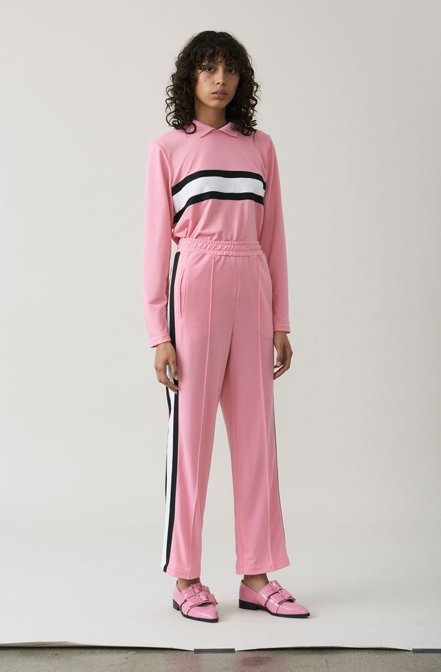 Ganni Dubois Polo Pants