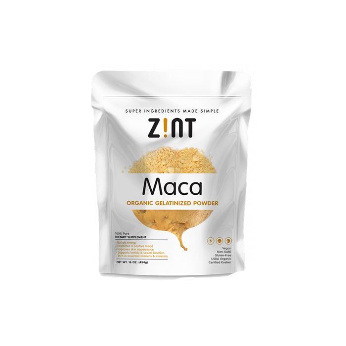 Gelatinized Maca Powder by Zint Nutrition